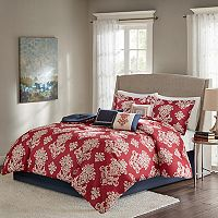 Madison Park 7 pc Alamos Comforter Set