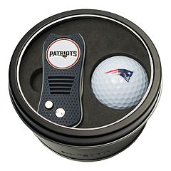 Team Golf New England Patriots Switchfix Divot Tool & Golf Ball Set