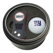 Team Golf New York Giants Switchfix Divot Tool & Golf Ball Set