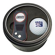 Team Golf New York Giants Switchfix Divot Tool & Golf Ball Set