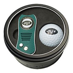 Team Golf New York Jets Switchfix Divot Tool & Golf Ball Set