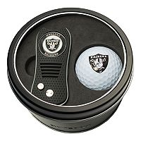 Team Golf Oakland Raiders Switchfix Divot Tool & Golf Ball Set