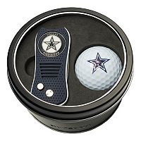 Team Golf Dallas Cowboys Switchfix Divot Tool & Golf Ball Set