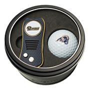 Team Golf Los Angeles Rams Switchfix Divot Tool & Golf Ball Set