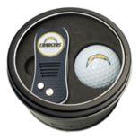 Team Golf Los AngelesChargers Switchfix Divot Tool & Golf Ball Set