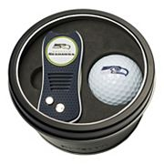Team Golf Seattle Seahawks Switchfix Divot Tool & Golf Ball Set