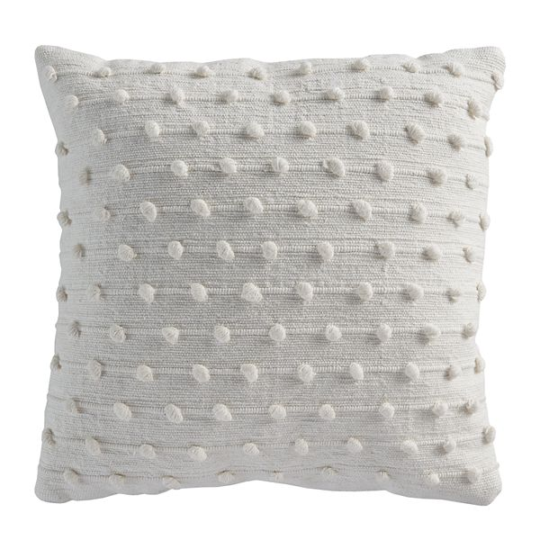 Sonoma Goods For Life™ Tufted Square Throw Pillow
