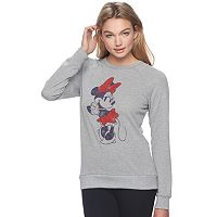 Disney's Minnie Mouse Juniors' Classic Graphic Sweatshirt
