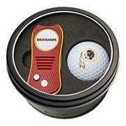 Team Golf Washington Redskins Switchfix Divot Tool & Golf Ball Set