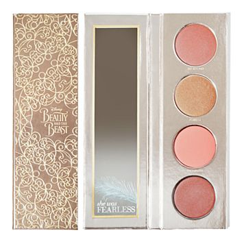 Disney's Beauty and the Beast Cheek Palette by LORAC