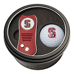 Team Golf Stanford Cardinal Switchfix Divot Tool & Golf Ball Set