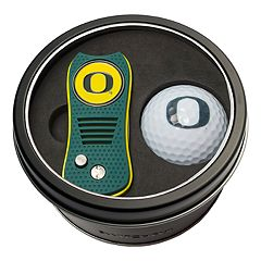 Team Golf Oregon Ducks Switchfix Divot Tool & Golf Ball Set