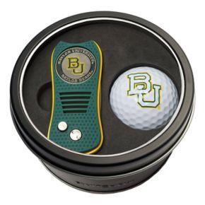 Team Golf Baylor Bears Switchfix Divot Tool & Golf Ball Set