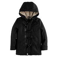 Toddler Boy Urban Republic Toggle Wool Heavyweight Jacket
