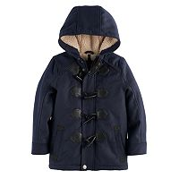 Toddler Boy Urban Republic Toggle Wool Heavyweight Jacket
