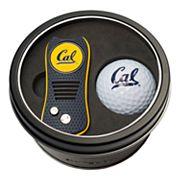 Team Golf Cal Golden Bears Switchfix Divot Tool & Golf Ball Set