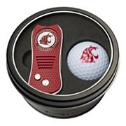 Team Golf Washington State Cougars Switchfix Divot Tool & Golf Ball Set