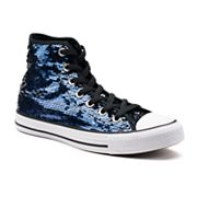 Women's Converse Chuck Taylor All Star Sequin High Top Sneakers