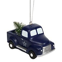 FOCO Dallas Cowboys Truck Christmas Ornament