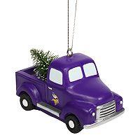 FOCO Minnesota Vikings Truck Christmas Ornament