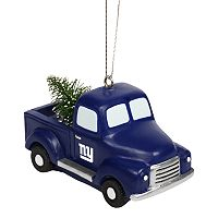 FOCO New York Giants Truck Christmas Ornament