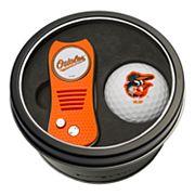 Team Golf Baltimore Orioles Switchfix Divot Tool & Golf Ball Set