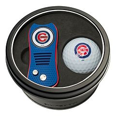 Team Golf Chicago Cubs Switchfix Divot Tool & Golf Ball Set