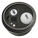 Team Golf Chicago White Sox Switchfix Divot Tool & Golf Ball Set