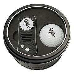 Team Golf Chicago White Sox Switchfix Divot Tool & Golf Ball Set