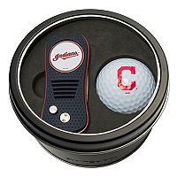 Team Golf Cleveland Indians Switchfix Divot Tool & Golf Ball Set