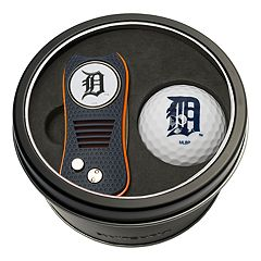 Team Golf Detroit Tigers Switchfix Divot Tool & Golf Ball Set