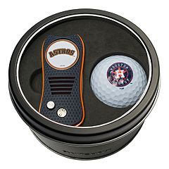Team Golf Houston Astros Switchfix Divot Tool & Golf Ball Set