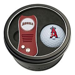 Team Golf Los Angeles Angels of Anaheim Switchfix Divot Tool & Golf Ball Set