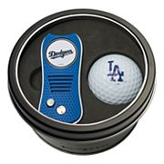 Team Golf Los Angeles Dodgers Switchfix Divot Tool & Golf Ball Set