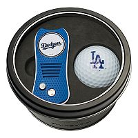 Team Golf Los Angeles Dodgers Switchfix Divot Tool & Golf Ball Set