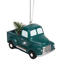 FOCO Philadelphia Eagles Truck Christmas Ornament