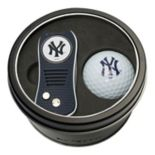 Team Golf New York Yankees Switchfix Divot Tool & Golf Ball Set