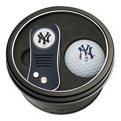 Team Golf New York Yankees Switchfix Divot Tool & Golf Ball Set