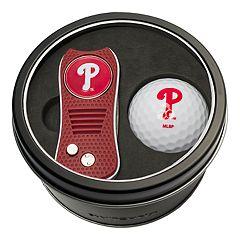 Team Golf Philadelphia Phillies Switchfix Divot Tool & Golf Ball Set
