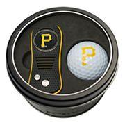 Team Golf Pittsburgh Pirates Switchfix Divot Tool & Golf Ball Set