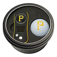 Team Golf Pittsburgh Pirates Switchfix Divot Tool & Golf Ball Set