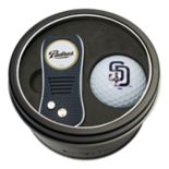 Team Golf San Diego Padres Switchfix Divot Tool & Golf Ball Set