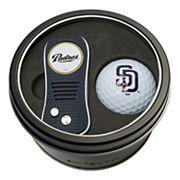 Team Golf San Diego Padres Switchfix Divot Tool & Golf Ball Set