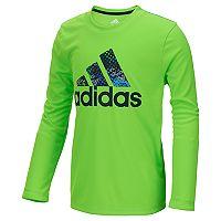 Boys 8-20 adidas Fill Logo Tee
