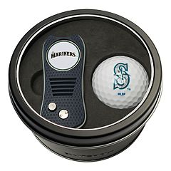 Team Golf Seattle Mariners Switchfix Divot Tool & Golf Ball Set