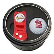 Team Golf St. Louis Cardinals Switchfix Divot Tool & Golf Ball Set