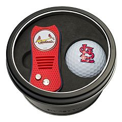 Team Golf St. Louis Cardinals Switchfix Divot Tool & Golf Ball Set