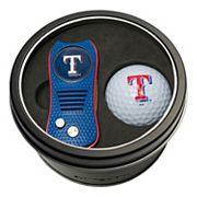 Team Golf Texas Rangers Switchfix Divot Tool & Golf Ball Set