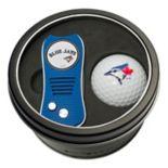 Team Golf Toronto Blue Jays Switchfix Divot Tool & Golf Ball Set