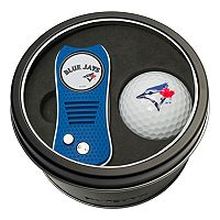 Team Golf Toronto Blue Jays Switchfix Divot Tool & Golf Ball Set